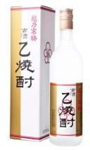 越乃寒梅 米 乙焼酎 40度 720ml 箱付 石本酒造 新潟県