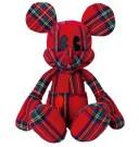 Happyくじ DISNEY クリスマスオーナメントくじ 2020 ラスト賞 ミッキーマウス クリスマスカラーの大きなぬいぐるみ 全1種 ディズニー