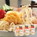 呉冷麺 生麺 2人前×3袋(110g×2)3袋セット 送料無料 クール便 広島 ご当地ラーメン