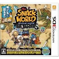 ニンテンドー3DSソフト / スナックワールド トレジャラーズ 【GAME】