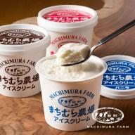 【メーカー直送品・送料込】町村農場 アイスクリーム12個入セ