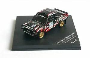 【送料無料】模型車 モデルカー スポーツカースケールバリーモリスステージラリー143 scale escort mk2 barry morris declan campbell monaghan stages rally 2017