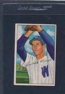 【送料無料】スポーツ メモリアル カード #1952 bowman 143 sandalio consuegra senators vgex 52b143303154