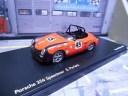 【送料無料】模型車 モデルカー スポーツカー ポルシェレースアルパインメドウズporsche 356 b speedster racing parlett 45 resin ..