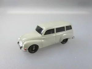 【送料無料】模型車 モデルカー スポーツカー ユニバーサルフックwikingdkw universal kombi m zughaken 1w