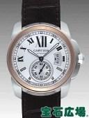 カルティエ カリブル ドゥ カルティエ W7100039【新品】 メンズ 腕時計 送料・代引手数料無料