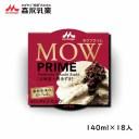 森永乳業 MOWPRIME(モウプライム)北海道十勝あずき140ml x 18入