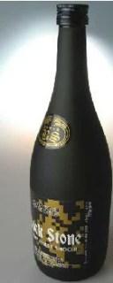 【秋田県発酵】酒粕焼酎 ブラックストーン 41度 720ml ギフト プレゼント(4967860320302)