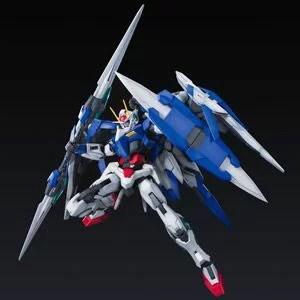 1/100 MG GN-0000+GNR-010 ダブルオーライザー(機動戦士ガンダムOO) 【税込】 バンダイ [B MGダ...