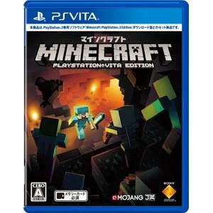 【PS Vita】Minecraft: PlayStation(R)Vita Edition 【税込】 ソニー・コンピュータエンタテインメント [VCJS10010 PSVマインクラフト]【返品種別B】【RCP】