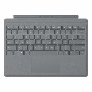 FFP-00019(PR-TPCV/PL マイクロソフト Surface Pro タイプカバー 日本語キーボードレイアウト(プラチナ) ...