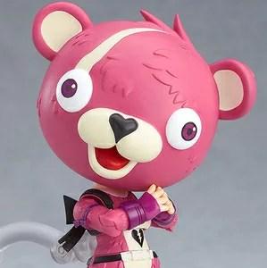 ねんどろいど ピンクのクマちゃん (フォートナイト) グッドスマイルカンパニー