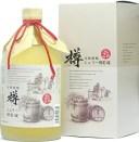 茨城県 萩原酒造 シェリ-樽熟成 米(粕取り)焼酎 27度 720ml 化粧箱入