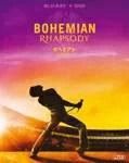 【送料無料】[初回仕様]ボヘミアン・ラプソディ【ブルーレイ&DVD/2枚組】/ラミ・マレック[Blu