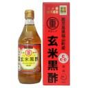 まるしげ 玄米黒酢 500ml