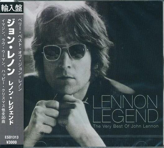 【ポイント5倍】ジョン・レノン JOHN LENNON ベスト レノン・レジェン