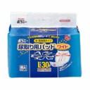 【川本産業】カワモト ポラミー 尿とり用パット ワイドLサイズ 4回吸収 30枚入