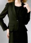 ブラックフォーマル 4点セットアップ スーツ V5-68415