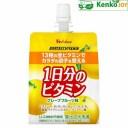 PERFECT VITAMIN1日分のビタミンゼリー グレープフルーツ味 180g×6