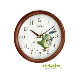 となりのトトロ 時計 壁掛け トトロM27 8MGA27RH