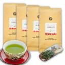 初摘み茶100g平袋×4枚 メール便送料無料 深蒸し掛川茶 緑茶 日本茶深蒸し茶 深蒸し掛川茶 掛川深蒸し茶