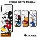 【スーパーSALE★クーポン配布中】[ネコポス発送] Ray Out iPhone 12 Pro Max ディズニーキャラ……