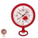 14928 リトルミイ ナースウォッチ(2Wayタイプ)【ナース 小物 グッズ 看護 医療 懐中時計 拍計測】