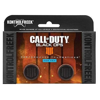 FPS Freek Call of Duty black OPS4 PS4 PS5 黒×橙※パッケージはPS4ですが、PS5でも使えます。【メール便のみ送料無料】ブラックPlaystation 4 CallofDutyBlackOps4 Performance Thumbsticks※パッケージは変更の場合あり