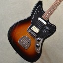 【新品】Fender Player Jaguar 〜3-Color Sunburst〜 #MX18211861 【3.82kg】【コイルタップ】【送料無料】【池袋店在庫品】
