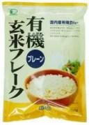 有機農法産玄米フレーク・プレーン 150g×12袋セット【マクロビオティック・ムソー】【05P03Dec16】