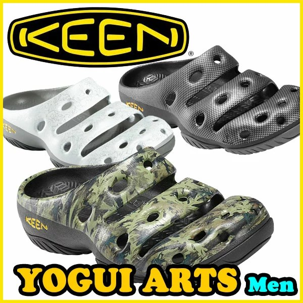 KEEN(キーン) YOGUI ARTS ヨギ アーツ【メンズ】 アウトドア/サンダル/クロッグ/ウ