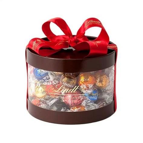 リンツ Lindt チョコレート リンドール 9種類50個入り ギフト ボックス | ギフト 洋菓子