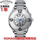 【国内正規品】 ROMAGO DESIGN/ロマゴ デザイン メンズ レディース 腕時計 Numeration/ヌメレーションシリーズ RM007-0053SS-SV