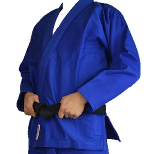 ワールドチャンプ チャンピオン柔術着 白帯付(ブラック・ブルー・レッドの3種類)