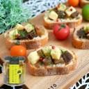 ノルテカルタ いぶりがっことチーズのオイル漬け 1個100g チーズ オリーブオイル 瓶詰め いぶりがっこ ご飯のお供 マツコの知らない世界
