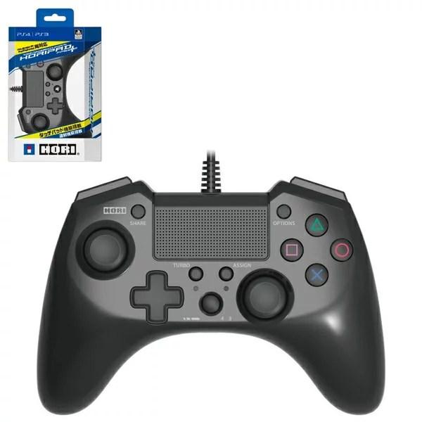 【新品】【PS4HD】ホリパッドFPSプラスfor PlayStation4 ブラック【RCP】[在庫品]