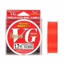 ダイヤフィッシング フロストンVG 150m 1.7号 ミストオレンジ【ゆうパケット】