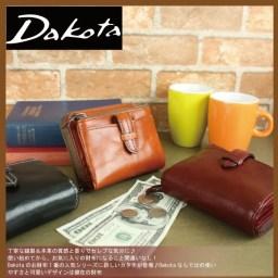 ダコタ 財布 DAKOTA 財布 革製 レディース財布  ク