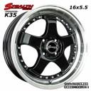 ■ STEALTH Racing K35 ■16x5.5J