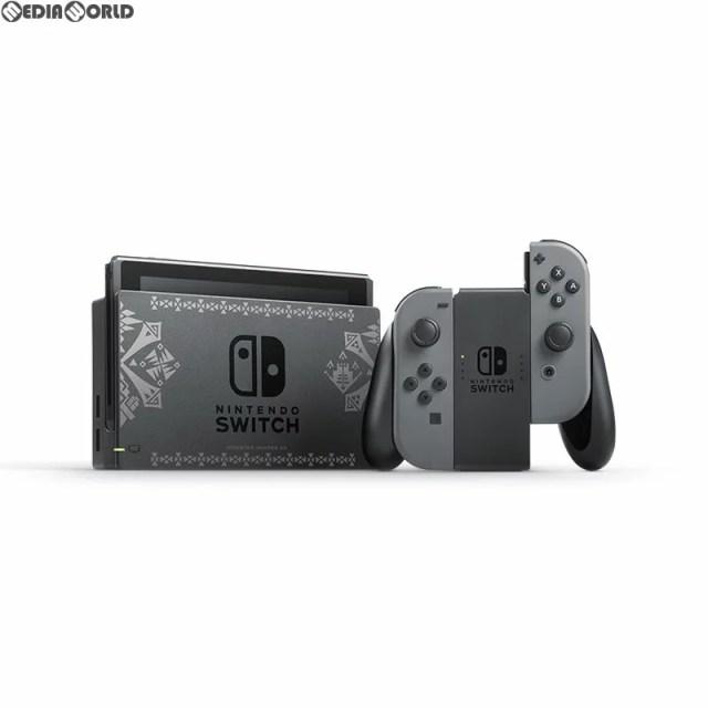 【予約前日発送】[本体][Switch]モンスターハンターダブルクロス Nintendo Switch Ver.(ニンテンドースイッチバージョン) スペシャルパック(HAC-S-KCAEB)(20170825)【RCP】
