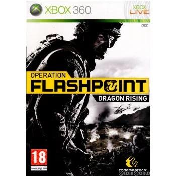 【中古】[Xbox360]OPERATION FLASHPOINT: DRAGON RISING(オペレーション フラッシュポイント:ドラゴンライジング)(欧州版)(20091006)
