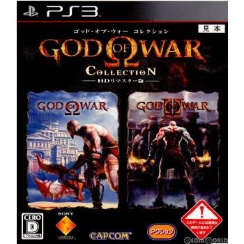 【中古】[PS3]ゴッド・オブ・ウォー コレクション(God of War Collection)(20100318)
