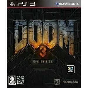 【中古】[PS3]DOOM 3 BFG Edition(ドゥームスリー ビーエフジーエディション)(20121122)