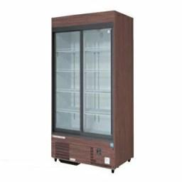 福島工業 フクシマ 冷凍機内蔵型 リーチインショーケース 幅
