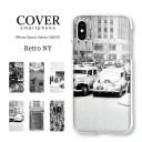 ブラック グレー ニューヨーク NY レトロ iPhoneSE iPhone8 iPhone12 iPhone11 iPhoneXR iPhon……