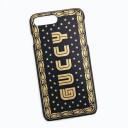 【ハロウィンセール◆期間限定アイテム】グッチ GUCCI SEGA ロゴ GUCCY iPhone8 Plus用 スマホ……