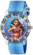 ディズニー Disney 子供用 腕時計 キッズ ウォッチ ブルー WDS000043 送料無料 【並行輸入品】