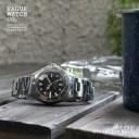 VAGUE WATCH CO. メンズ腕時計 ヴァーグウォッチ GRY FADヴァーグウオッチ グレイフェード ステンレスベルト ナイロンベルト 2WAY ..