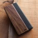 ■【5】手帳型木製ケース「Xperia 5 FLIPCASE」SO-01M SOV41 901SO Xperia 5 エクスペリアケー……