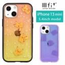 IIIIfit Clear ポケモン iPhone13 mini クリアケース ピカチュウ ピカチュー メタモン iPhone1……